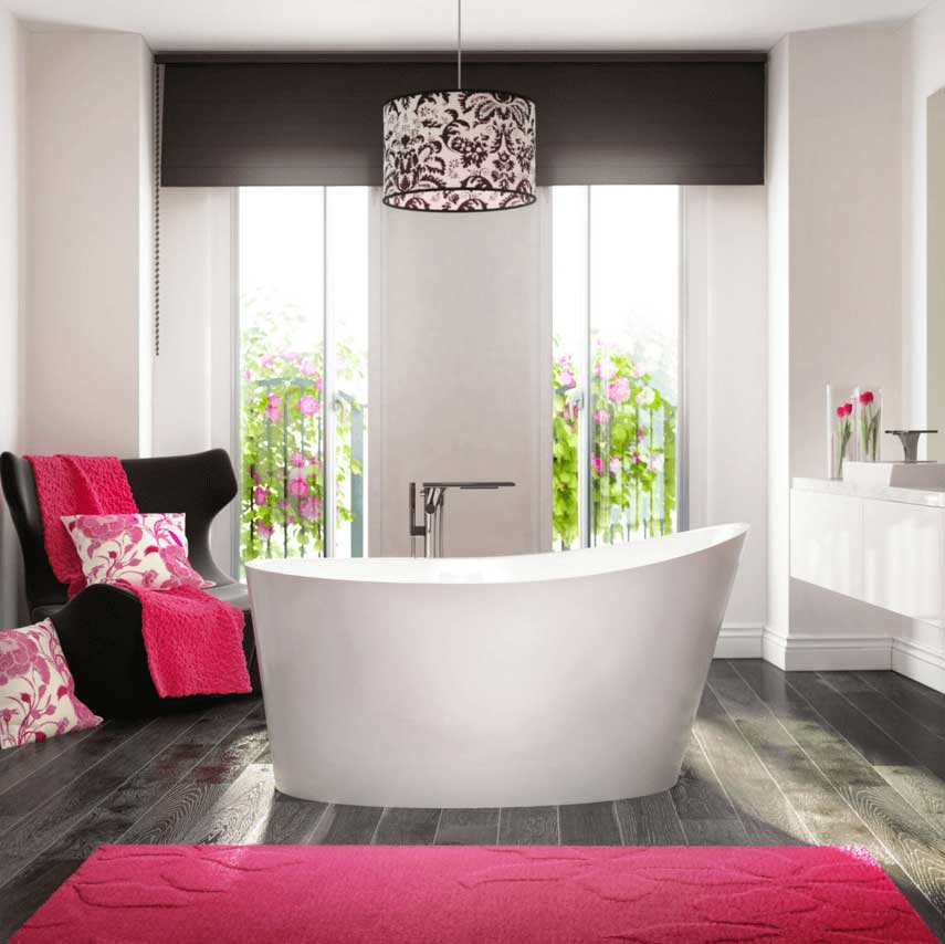 color bathroom design 11