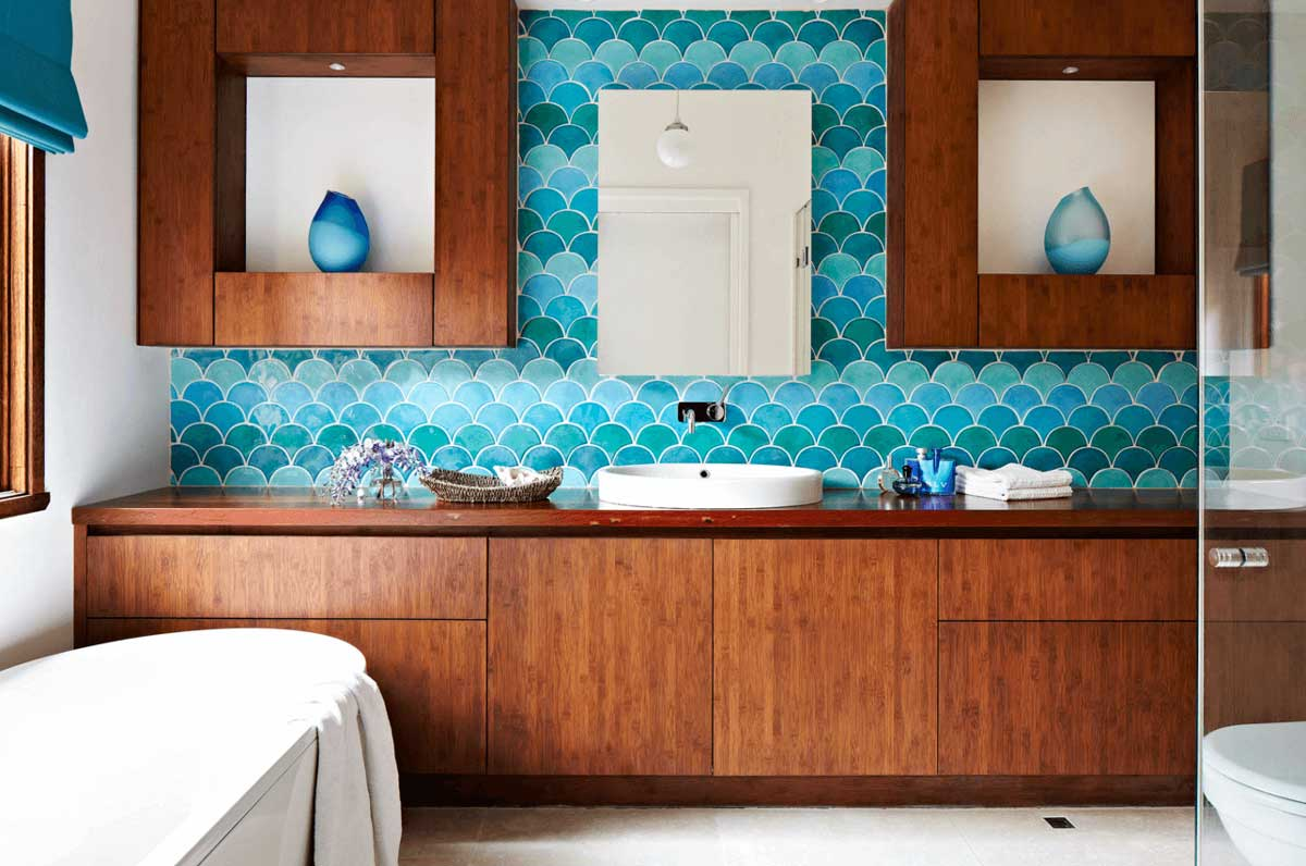 color bathroom design 12