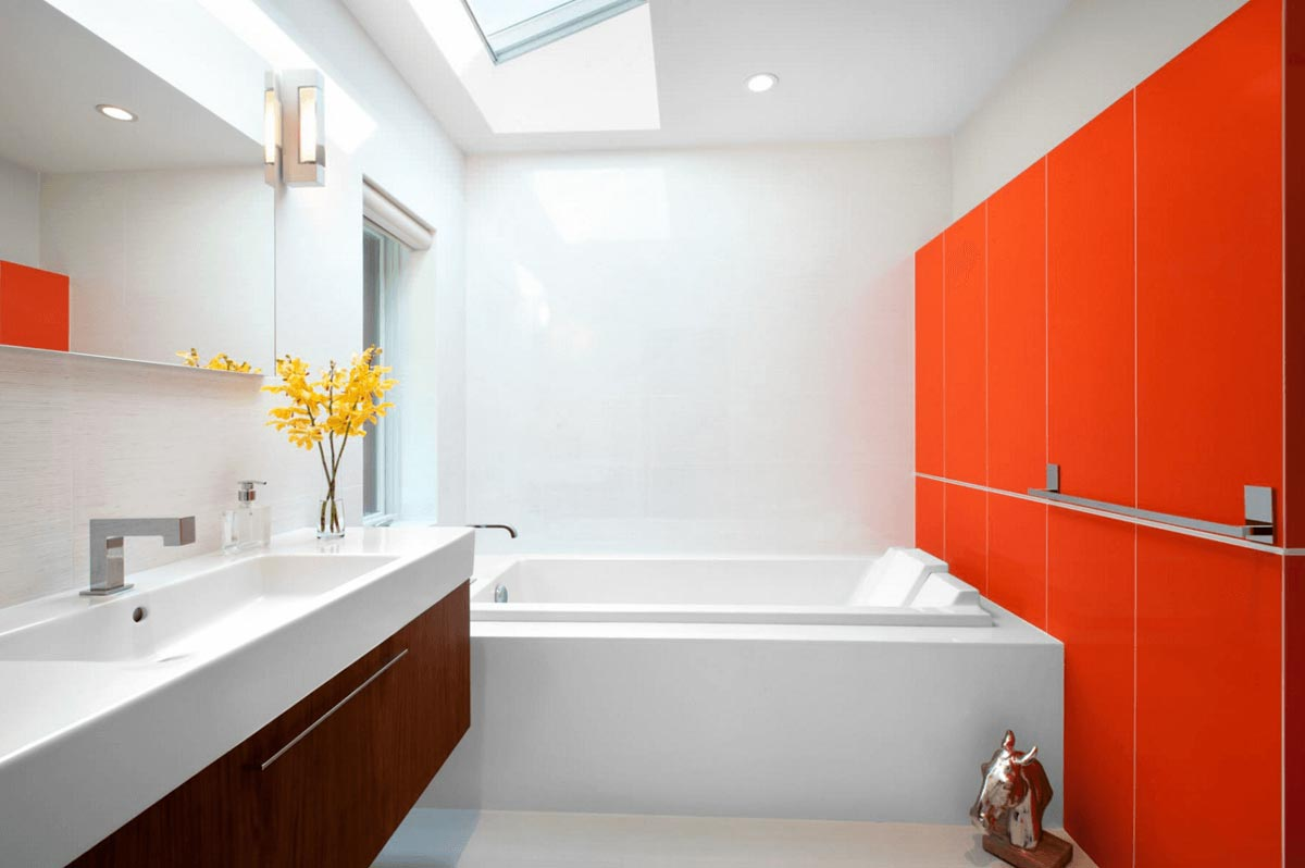 color bathroom design 5