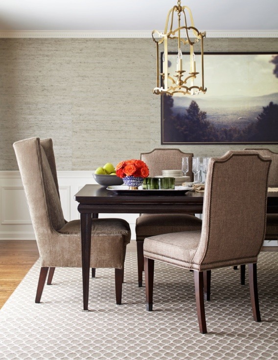 formal dining room chairs carpet
